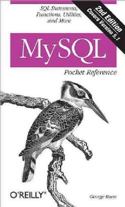 MySQL Pocket Reference (Paperback)