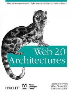 Web 2.0 Architectures (Paperback)