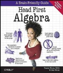 Head First Algebra (Paperback)