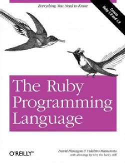 The Ruby Programming Language (Paperback)