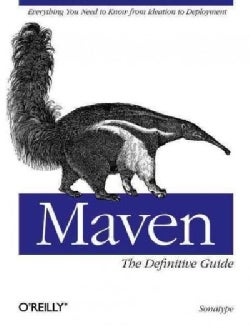 Maven: The Definitive Guide (Paperback)