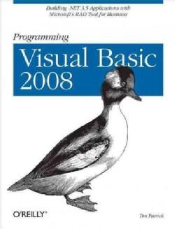 Programming Visual Basic 2008 (Paperback)