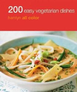 200 Easy Vegetarian Dishes (Paperback)