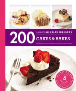 200 Cakes & Bakes (Paperback)