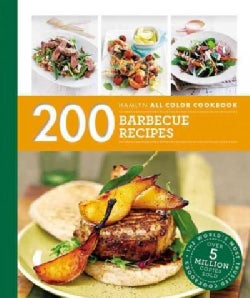 200 Barbecue Recipes (Paperback)