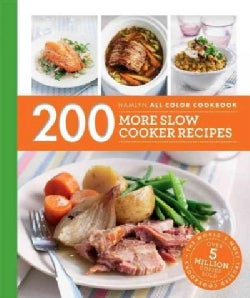 200 More Slow Cooker Recipes (Paperback)