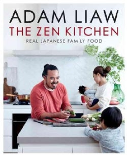 The Zen Kitchen: Real Japanese Family Food (Hardcover)