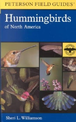 A Field Guide to Hummingbirds of North America (Paperback)