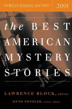 The Best American Mystery Stories 2001 (Paperback)