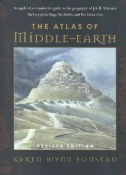 Atlas of Middle-Earth (Paperback)