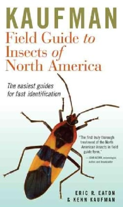 Kaufman Field Guide to Insects of North America (Paperback)