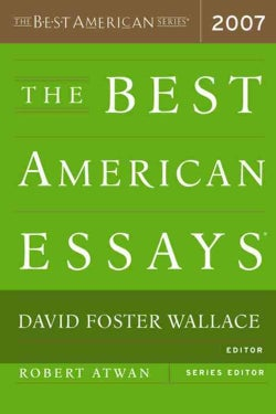The Best American Essays 2007 (Paperback)