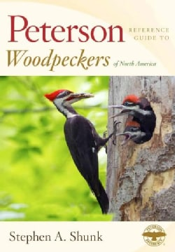 Peterson Reference Guide to Woodpeckers of North America (Hardcover)