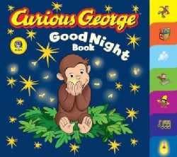 Curious George Good Night Book (Board book)