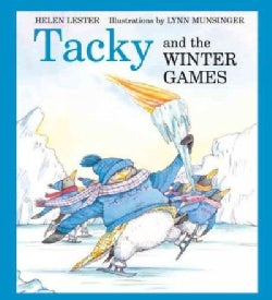 Tacky and the Winter Games (Paperback)