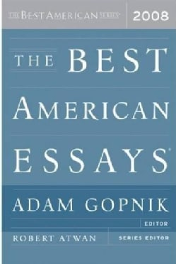 The Best American Essays 2008 (Paperback)