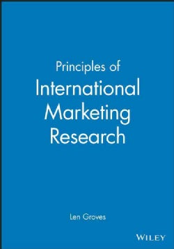 Principles of International Marketing Research (Paperback)