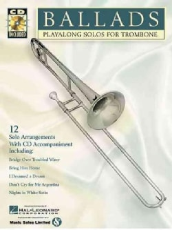 Ballads: Play-Along Solos for Trombone