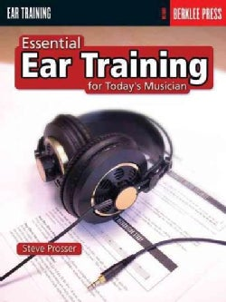 Essential Ear Training for the Contemporary Musician (Paperback)