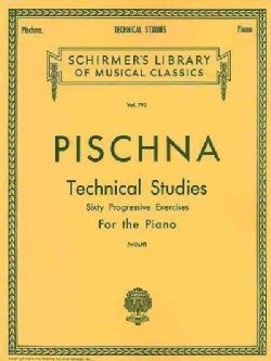 Pischna: Technical Studies for the Piano (Paperback)