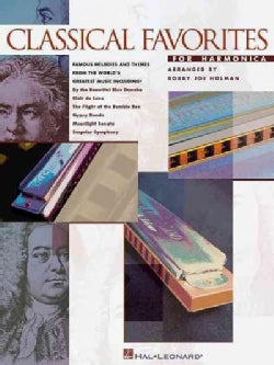 Classical Favorites for Harmonica (Paperback)