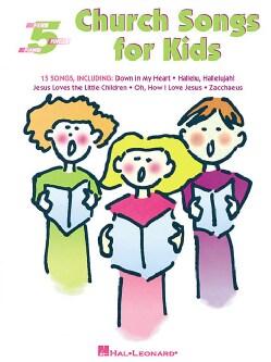 Church Songs for Kids (Paperback)