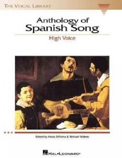 Anthology of Spanish Song (Paperback)