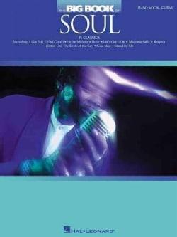 The Big Book of Soul: Piano, Vocal, Guitar (Paperback)