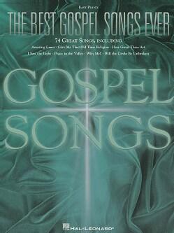The Best Gospel Songs Ever (Paperback)