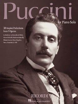 Puccini for Piano Solo (Paperback)