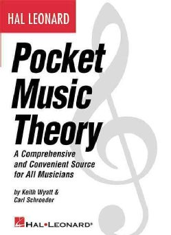 Hal Leonard Pocket Music Theory: A Comprehensive and Convenient Source for All Musicians (Paperback)