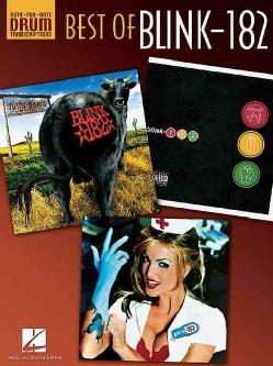 Best of Blink-182: Not-For-Note Drum Transcriptions (Paperback)