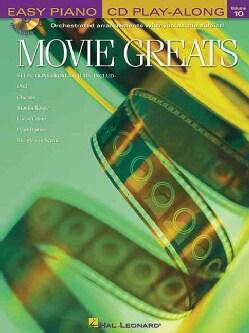 Movie Greats: Easy Piano Play-along