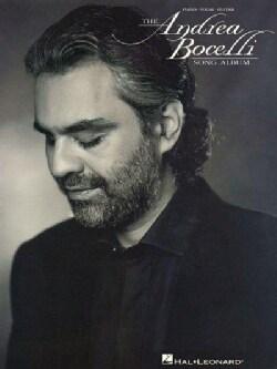 The Andrea Bocelli Song Album (Paperback)
