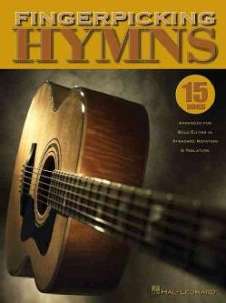 Fingerpicking Hymns (Paperback)