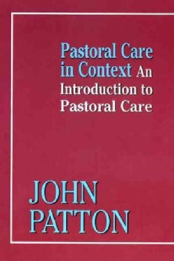 introduction to pastoral counseling An introduction to pastoral care and counseling is intended to be a guide for both ministerial students and general readers the book will also be a great help to the students of bible schools, pastors as well as lay trainees for ministry.