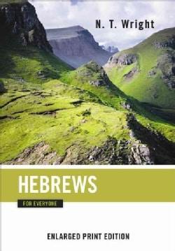 Hebrews for Everyone (Paperback)