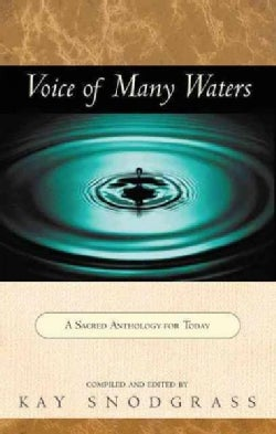 Voice of Many Waters (Paperback)