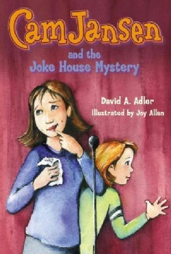 Cam Jansen and the Joke House Mystery (Hardcover)