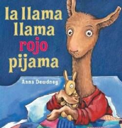 La llama llama rojo pijama / Llama Llama Red Pajama (Hardcover)