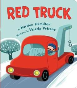 Red Truck (Board book)