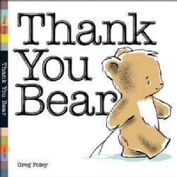 Thank You Bear (Hardcover)