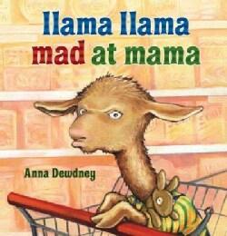 Llama Llama Mad at Mama (Hardcover)