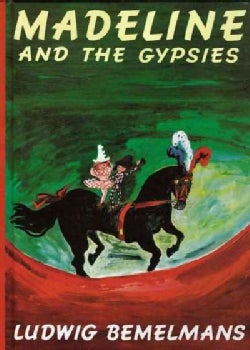 Madeline and the Gypsies (Hardcover)