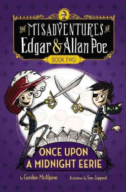 Once upon a Midnight Eerie (Hardcover)