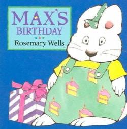 Max's Birthday (Board book)