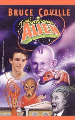 I Was a Sixth Grade Alien (Paperback)