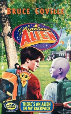 There's an Alien in My Backpack (Paperback)