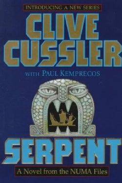 Serpent: A Kurt Austin Adventure (Paperback)