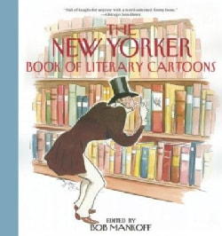 New Yorker Book of Literary Cartoons (Paperback)